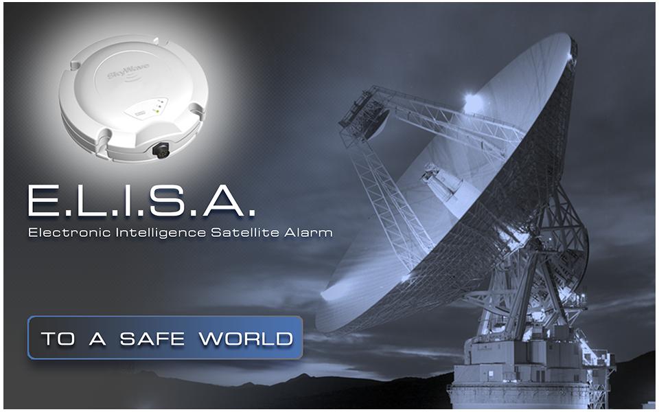 ELISA. Ellectronic Intelligence Satellite Alarm. Delsat International.